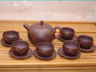 黑陶茶具适合泡什么茶图片